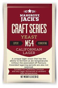 Billede af California Lager M54 - Brev med 10 gram