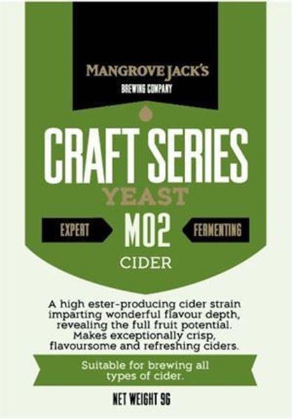 Billede af Cider M02 - Brev med 10 gram