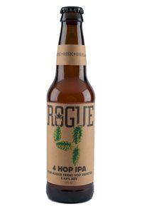 Billede af Rogue 4-Hop IPA 355ml