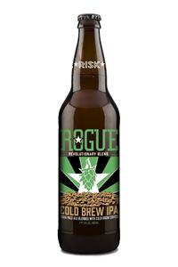 Billede af Rogue Cold Brew IPA 650ml