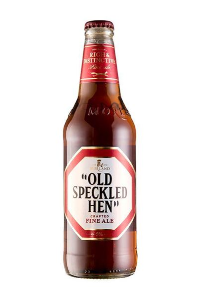 Old Speckled Hen - English pale ale - Morland