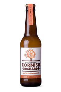 Billede af Cornish Orchards Ginger Beer 33cl. (Alc)