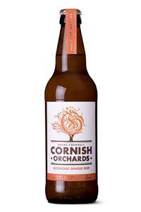 Billede af Cornish Orchards Ginger Beer 50cl. (Alc)