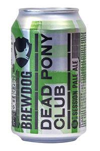 Billede af Brewdog Dead Pony Pale Ale (dåse)
