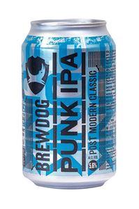 Billede af Brewdog Punk IPA 33cl (dåse)