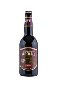 Billede af Ørbæk Økologisk Choco Ale 50cl