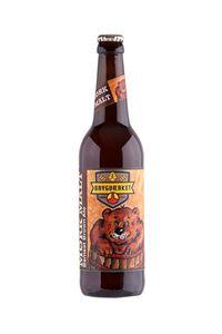 Billede af Brygværket Økologisk Mørk Malt Brown ale