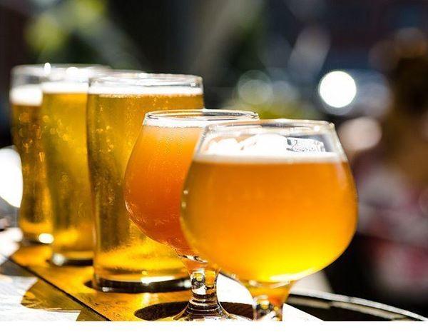 Den Lyse Kasse Til Ølsmagning Derhjemme