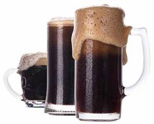 Billede af Den Mørke Kasse til ølsmagning derhjemme, med 8 mørke øl