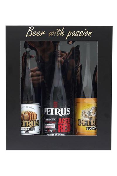 Billede af Beer With Passion 3x750ml - inkl. pant