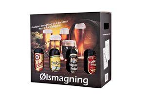 Billede af Ølsmagnings gaveæske
