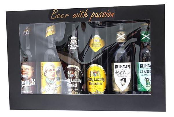 Billede af Beer With Passion 500cl