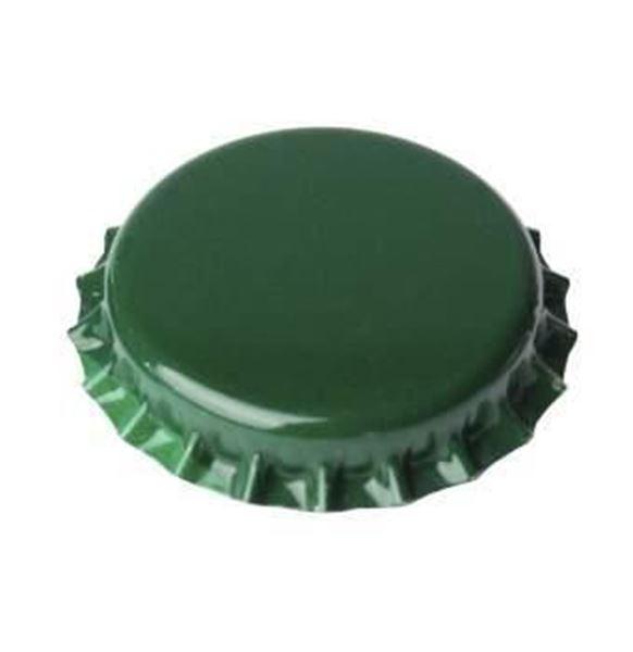Kapsler Grøn