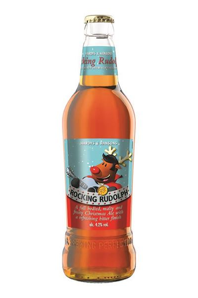 GK Rocking Rudolph