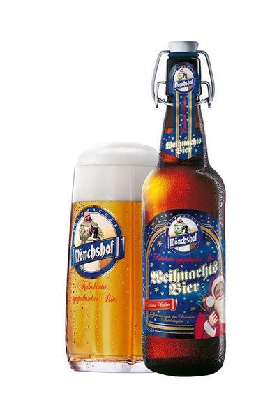 Kulmbacher Mönchshof Weihnachts Bier