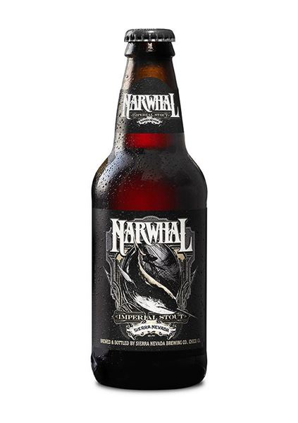 Narwhal Imperial Stout fra Sierra Nevada