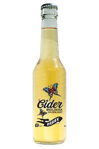 Billede af Ørbæk Økologisk Hyldeblomst Cider