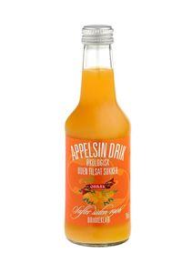 Billede af Ørbæk Økologisk Appelsin Juice u/ Sukker