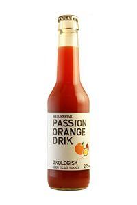 Billede af Ørbæk Økologisk Passion Orange Drik