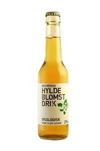 Billede af Ørbæk Økologisk Hyldeblomst Drik