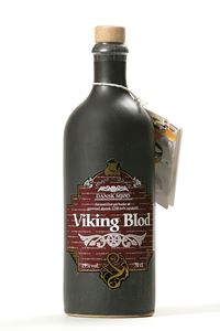 Billede af Dansk Mjød Viking Blod 70cl