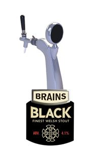 Billede af Brains Black 30 ltr