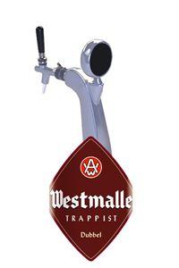 Billede af Westmalle Dubbel 20 ltr