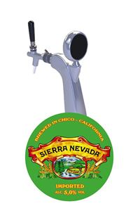 Billede af Sierra Nevada Pale Ale 30 ltr.