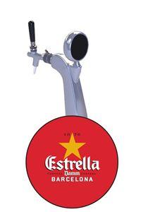Billede af Estrella Damm 30 ltr