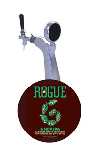 Billede af Rogue 6 Hop IPA 20L KK