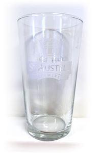 Billede af Glas St. Austell 1/1 Pint