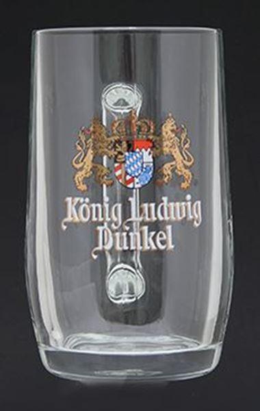 Billede af Glas König Krus 50 cl
