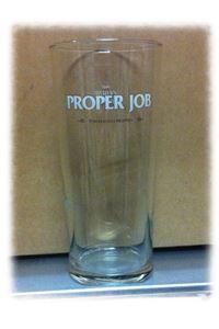 Billede af Glas Proper Job 1/1 pint .