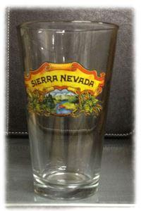 Billede af Glas Sierra Nevada 1/1 pint .