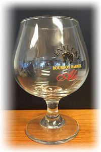 Billede af Glas Foxes Rock Bourbon Barrel 33cl