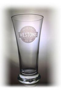 Billede af Glas Westons 1/2 pint ( pr kolli)