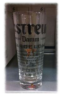 Billede af Glas Estrella 1/2 pint