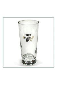 Billede af Glas Old Speckled Hen 1/2 pint