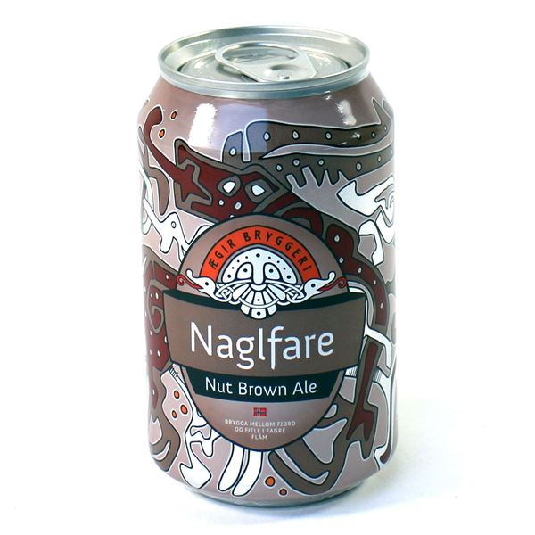 Ægir Naglfare Nut Brown Ale