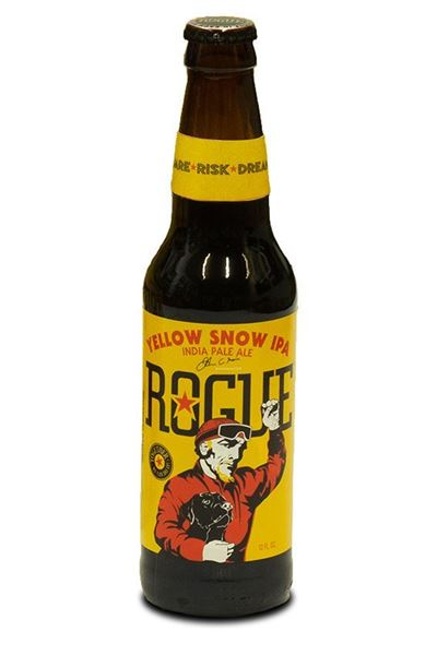 Rogue Yellow snow IPA 355ml