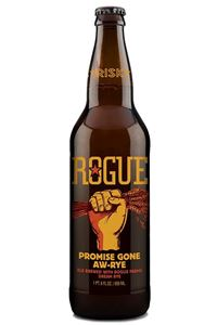 Rogue Promise Gone Aw-Rye IPA 650ml