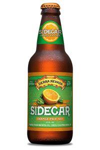 Sierra Nevada Sidecar Orange