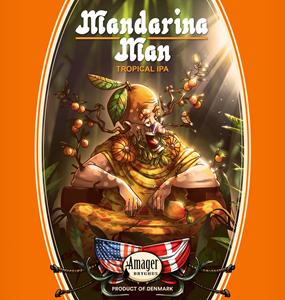 Mandarina Man