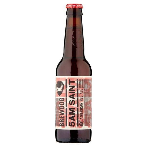 brewdog 5AM Saint - american red ale