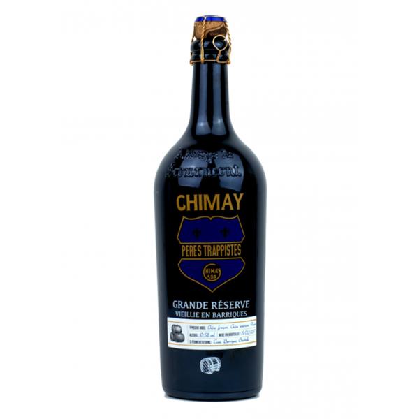 Chimay Grande Réserve Barrel Aged Rhum