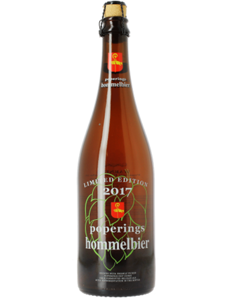 Poperings Hommelbier - Limited edition 2017