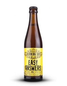 Easy Answer IPA - Burning sky