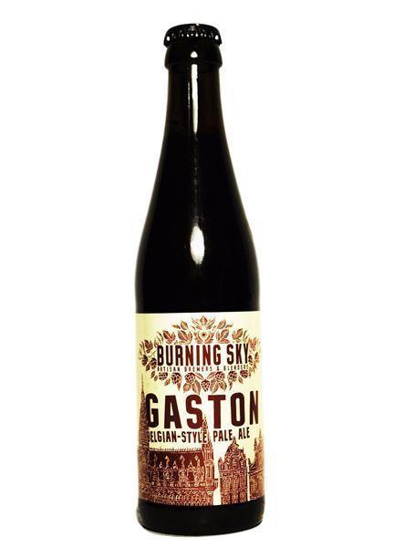 Gaston - Belgian style pale ale