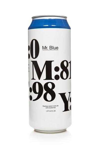 Mr. Blue To Øl