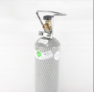 CO2 Cylinder til OMBYTNING med 2 kg co2